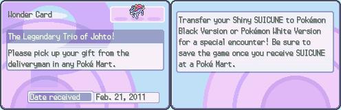 All pokemon event pkm files